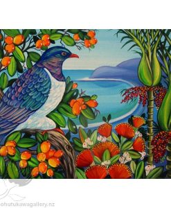 new zealand paintings artists