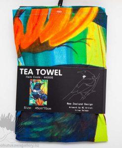 new zealand tea towel
