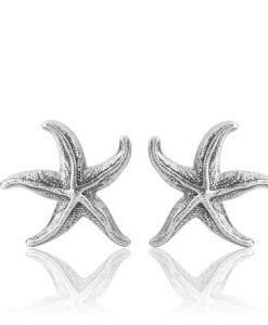 2E61012 Coastal Starfish Studs (Love)