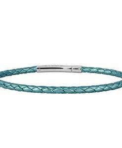 LKBEL-TL-Evolve Leather Bracelet