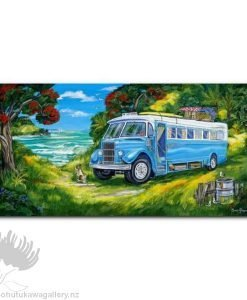 Caren Glazier Print Summer Holiday The Lost Gypsy