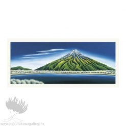 Diana Adams - Mount Taranaki | Box Frame Print