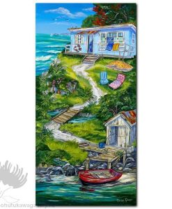 Caren Glazer Print - Summer Holiday