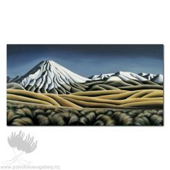 Diana Adams - Tongariro | Box Frame Print