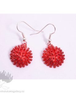 new zealand pohutukawa jewellery