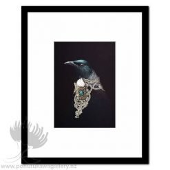 Adorned Orator by Jane Crisp - Art Prints New Zealand