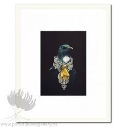 She Of The Kowhai Tree by Jane Crisp - Art Prints New Zealand