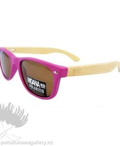 KIDS SUNNIES Moana Road NZ Pink Sunglasses