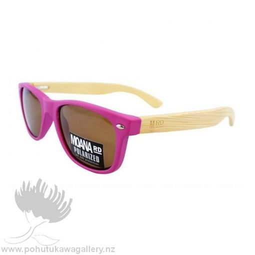 KIDS SUNNIES Moana Road NZ Pink Sunglasses