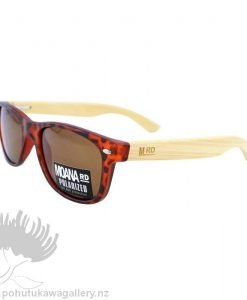 KIDS SUNNIES Moana Road NZ Tortoise Shell Sunglasses