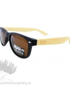 KIDS SUNNIES Moana Road NZ Black Sunglasses