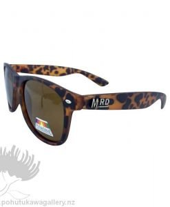PLASTIC FANTASTICS Moana Road NZ Tortoise Shell Sunglasses