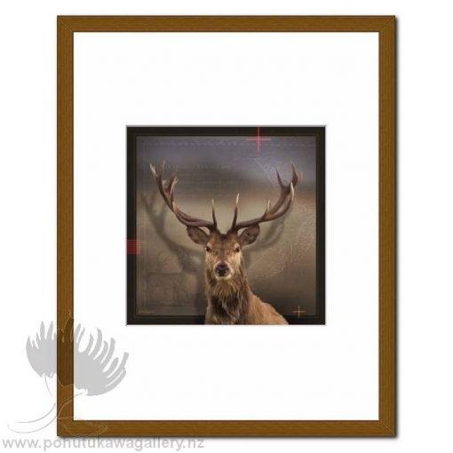 Deer by Julian Hindson - Art Prints New Zealand NZ