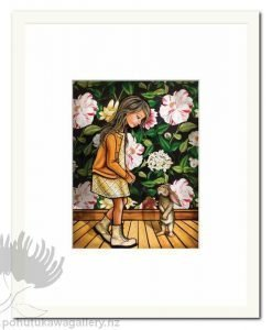 Kindness by Mandy Williams - Matted Art Prints New Zealand(1)
