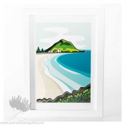 Mount Maunganui Mt new zealand NZ