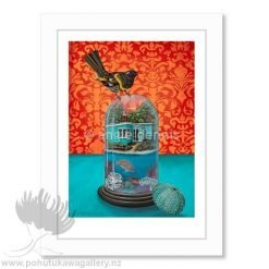 Angie Dennis NZ Art Prints Treasured