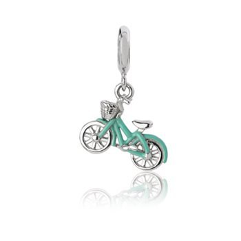 Evolve charm NZ Cruiser Bike Freedom Sterling Silver