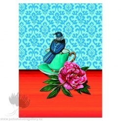 Tea Towel Tui Teacup
