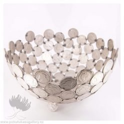 New Zealand coin bowl wedding gifts