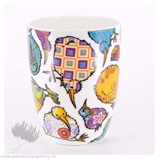 Kiwi coffee cup New Zealand Gifts NZ