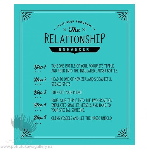 THE RELATIONSHIP ENHANCER