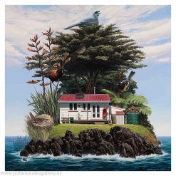 Barry Ross Smith New Zealand Artist Ark 2