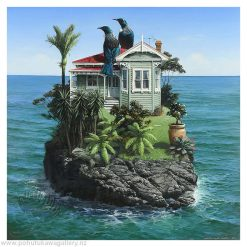 Barry Ross Smith New Zealand Artist Roost
