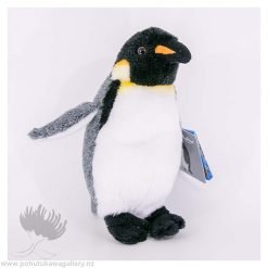 Emperor Penguin soft toy new zealand kids gift