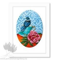 angie dennis nz art prints Tui 0016