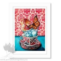 angie dennis nz art prints 0022 Monarch