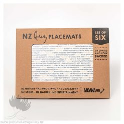 Quiz new zealand place mat
