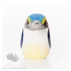 Hand Painted in NZ - Ceramic Bird | Kingfisher Pohutukawa New Zealand Gifts -15