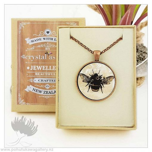 new zealand bee jewellery