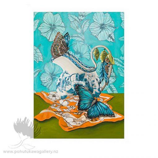 Angie Dennis Matted Art Print