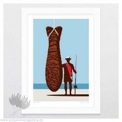 glenn-jones-art-art-print-frame-prize-catch