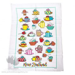 new zealand tea towel