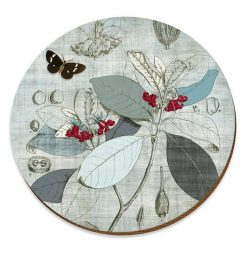 Place Mat / Wall Art - Botanica Karo Placemat