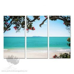 Bowen Triple canvas print