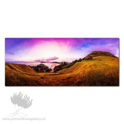 Kirk O'Donoghue Canvas Print – Cloudy Mount
