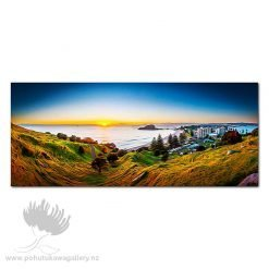 Kirk O'Donoghue Canvas Print - From Up The Hill
