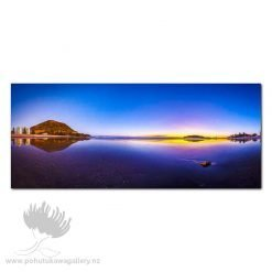 Kirk O'Donoghue Canvas Print - Mount Calm