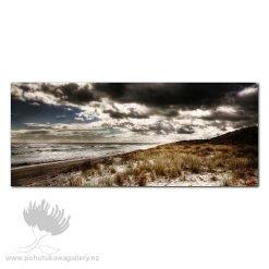 Kirk O'Donoghue Canvas Print - Mount Dunes