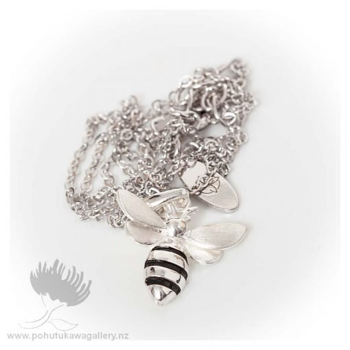 Pendant Queen Bee Med With Chain
