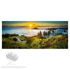 Kirk O'Donoghue Canvas Print Mount Steps