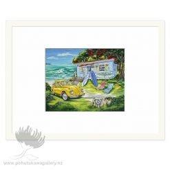 Beetle Summer by Caren Glazer - Art Prints New Zealand