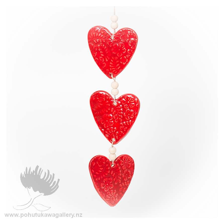 Hasina Art Hearts New Zealand Gifts