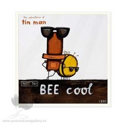 Bee Cool by Tony Cribb - Art Prints New Zealand