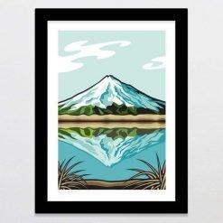 Mount Taranaki Glenn Jones