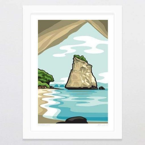 Cathedral Cove