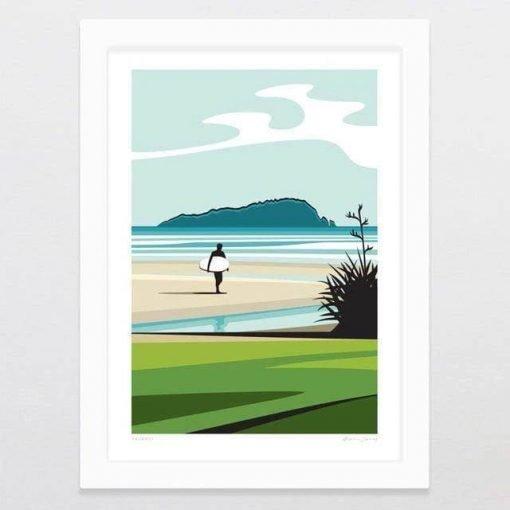 Pauanui Glenn Jones Art